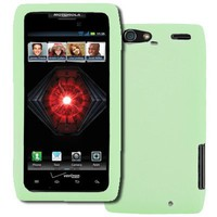 EMPIRE Motorola DROID RAZR MAXX XT912 Silicone Skin Case Cover (Glow in the Dark Green) [EMPIRE Pac