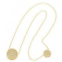 Sunburst Stations Necklace - Necklaces - House of Harlow - Brands | Glamhouse