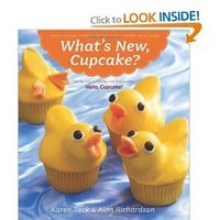 What's New, Cupcake: Ingeniously Simple Designs for Every Occasion (9780547241814): Karen Tack, Alan Richardson: Books