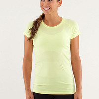 run:swiftly tech short sleeve | women's tops | lululemon athletica