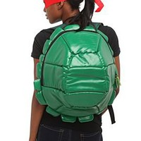 Teenage Mutant Ninja Turtles Headband Shell Backpack