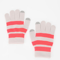 BDG Striped Texting Glove