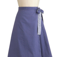 Twice the Treat Skirt | Mod Retro Vintage Skirts | ModCloth.com