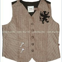Fore!! Axel & Hudson, Griffin Herringbone Tweed Vest