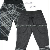 Joah Love, Kennedy Reversible Pants in Jet