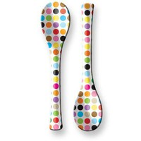 French Bull - Multidot Salad Servers