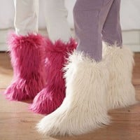 Fur-rific Slippers