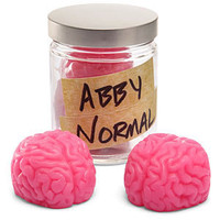 ThinkGeek :: Abby Normal Soap in a Jar