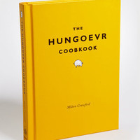 The Hungoevr Cookbook | Cookbook for hangovers | fredflare.com