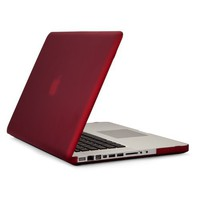 Speck Products MacBook Pro 13-Inch See-Thru Satin Soft Touch, Hard Plastic Case (SPK-A1484)