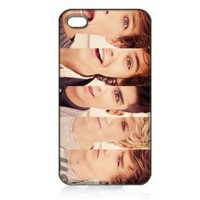 Amazon.com: One Direction Hard Case Cover Skin for Iphone 4 4s Iphone4 At&amp;t Sprint Verizon Retail Packing: Everything Else