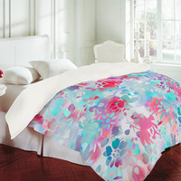 DENY Designs Home Accessories | Jacqueline Maldonado Floral Spirit 1 Duvet Cover