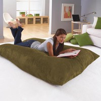 Jaxx™ PillowSak Microsuede