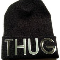 Perry and Printup — THUG Beanie