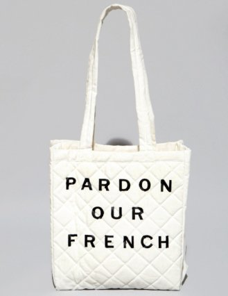 Pardon our french quilted bag [5pr6283] - $59 : Pixie Market, Fashion-Super-Market