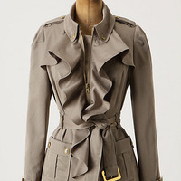 Femme Trench Jacket