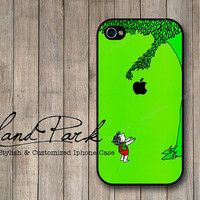 Giving Tree iPhone 4 Case, iPhone 4s Case, iPhone Case, iPhone hard Case