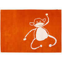 Bholu Mavis Monkey Rug at Velocity Art And Design - Your home for modern furniture and accessories in Seattle and the US.
