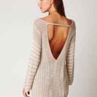 Free People Open Back Tunic at Free People Clothing Boutique