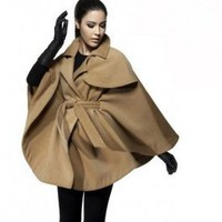 Wholesale Fashionable Two-sided Beaver Coat Brown http://www.wholesale-dress.net