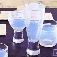 Roost Moonstone Glassware at Velocity Art And Design - Your home for modern furniture and accessories in Seattle and the US.