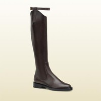 victoria equestrian flat riding boot 303924BLM002117