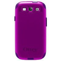 Amazon.com: OtterBox for Samsung Galaxy S III Commuter Case, Boom Purple: Cell Phones & Accessories