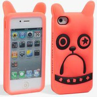 MARC BY MARC JACOBS &#x27;Pickles the Bulldog&#x27; iPhone 4 &amp; 4S Case