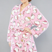 The Kimona Robe in Pink and Multi : Hello Kitty Intimates : Karmaloop.com - Global Concrete Culture