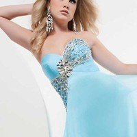 Jasz Couture 4818 at Prom Dress Shop 