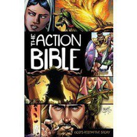 The Action Bible: God&#x27;s Redemptive Story