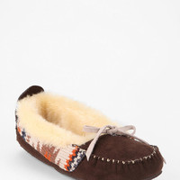 MUK LUKS Tobey Sherpa Moccasin