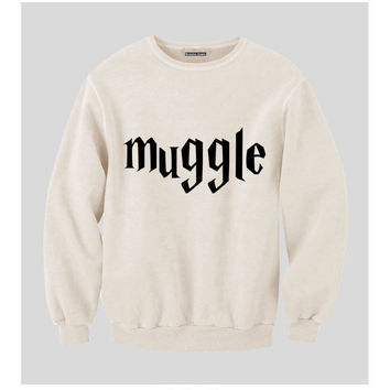 Pre-Order Harry Potter Muggle Sweatshirt
