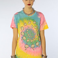 The Finger Spiral Tee