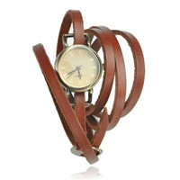 Vintage Style Multi-wraps Thin Belt.. on Luulla