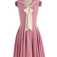 Sea Shanty Singing Dress | Mod Retro Vintage Dresses | ModCloth.com