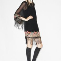UrbanOutfitters.com &gt; Ecote Piano Dress