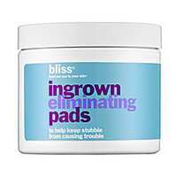 Sephora: Bliss Ingrown Eliminating Pads: All Over Body Treatments