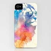 Sunny Leo iPhone Case by Robert Farkas | Society6