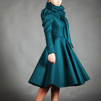 beatrice  jacket (autumn lining or winter lining)