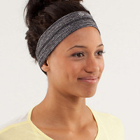 fly away tamer headband *pique | women's headwear | lululemon athletica