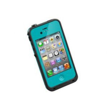 LifeProof iPhone 4/4s Case - Teal
