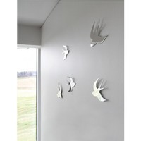 Tweet Wall Decor Set
