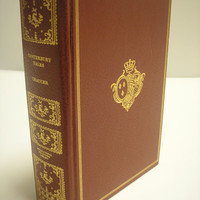 1934 Canterbury Tales By Geoffrey Chaucer - Rendered Into Modern English By J.U. Nicolson