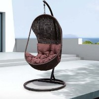 Amazon.com: Ambellis - Luxurious Comfort Swing Chair Model - Y9067: Home & Kitchen