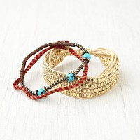 Free People Mixed Bracelet Set