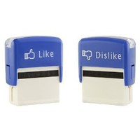 Amazon.com: Jailbreak Collective Like and Dislike Stamps (Set): Toys &amp; Games