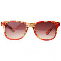 80&#x27;s - floral multi colored wayfarer 52mm (more colors) - 80&#x27;s | 80&#x27;s Purple