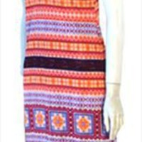 Veb Exquisit Vintage 70s Dress