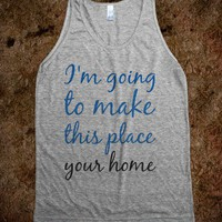 Your Home - t-shirts/tanks and more